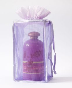 Organza verpakking met bodem type 101 lavendel